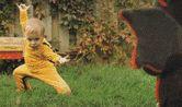 Ninja baby~some badass baby
