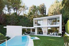 Waldo Fernandez's Midcentury Los Angeles Home Photos | Architectural Digest