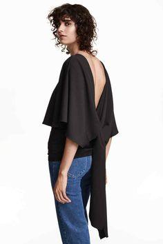 Top avec cape | H&M