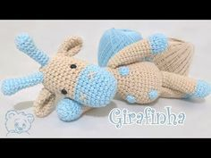 DIY Mono sujeta cortinas amigurumi crochet/ganchillo (tutorial) - YouTube