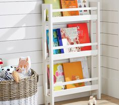 Small Spaces Ladder Bookcase | Kids | Pinterest | Ladder bookcase ...