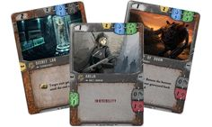 RONE is a strategic post-apocalyptic card game for 2 or 4 players set in a dark world full of destruction and suffering.