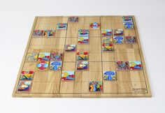Personalisable Sudoku game, here with pictures from the artist Vlado Franjevic Your Image, Board Games, Quilts, Blanket, Artist, Pictures, Games, Cards, Photos