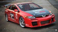 2006 Honda Civic Revisited by dangeruss