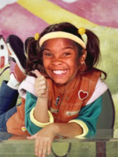 Cherry From Punky Brewster