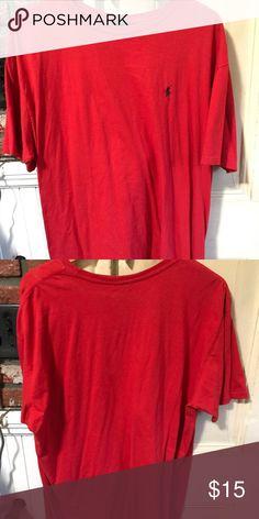 Men s Vintage Polo Ralph Lauren Shirt Size L 27a70d623329