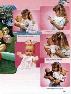 magic nursery dolls.