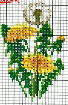 Dandelion chart