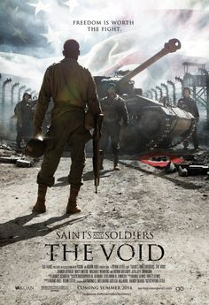 WHO-Tube: SAINTS AND SOLDIERS: THE VOID international trailer - WAR HISTORY ONLINE