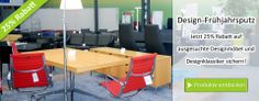 """Mehr Informationen zur office-4-sale-Aktion """"Design-Frühjahrsputz""""."""