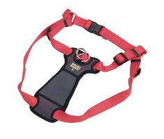 Coastal Pet Products Coastal Pet Walk Right! Front-Connect Padded Harness, Large, Red * Check out this great image  : Dog harness