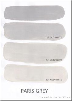 annie sloan paris grey kitchen cabinets distressed | Annie Sloan Paris Grey ...kitchen cabinets | Nata