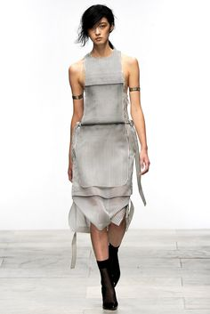 Ann-Sofie Back Atelje Spring 2012 Ready-to-Wear Fashion Show - Maria Pilliroog