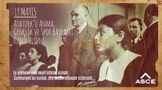 19 Mayıs Atatürk'ü Anma, Gençlik ve Spor Bayramımız Kutlu Olsun... #19Mayıs #AtatürküAnmaGenclikveSporBayramı