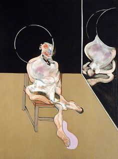 Francis Bacon, Figure Seated