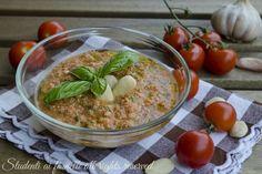 Pesto alla trapanese fatto in casa