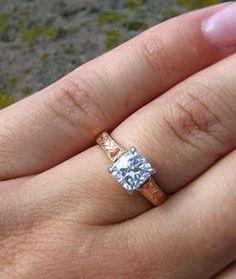 Natalie portman engagement ring and wedding band