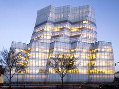 The IAC Building, New York, New York