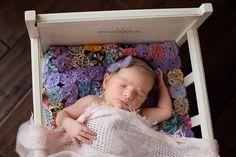 Small bed/crib