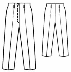 example - #5126 Pants             free pattern download
