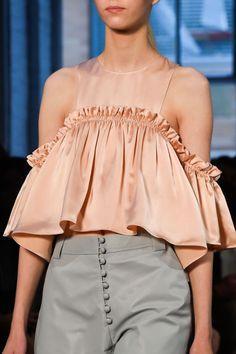 Jill Stuart | New York Fashion Week | Spring Summer 2016