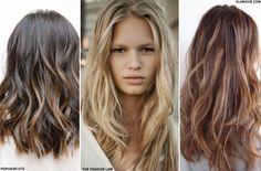 looks cabelo baby lights - Pesquisa Google