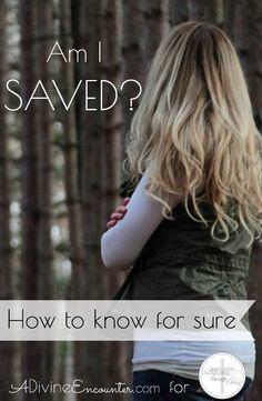 Finding Assurance of Salvation