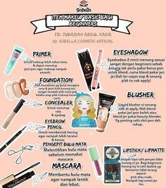 Makeup Set, Skin Makeup, Makeup Tips, Fashion Banner, Korean Skincare Routine, Natural Make Up, Beauty Skin, Body Care, Beauty Hacks