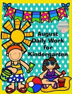 This packet includes activities for the first few week of Kindergarten. *introduction to letters*introduction to numbers*pre-writing prompts*patterns*shapes*sequencing*organizing items