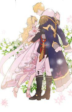 Aww this is so cute 😍 Beautiful Anime Girl, Anime Love, Manhwa Manga, Manga Anime, Anime Prince, Manga Collection, Sad Art, Anime Art Girl, My Princess