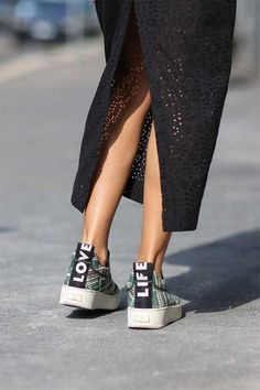 Céline Sneakers | Laidback Luxe