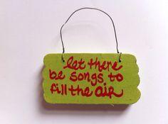 Grateful Dead Christmas Ornament - Ripple Lyrics - Song Lyric Art -Jerry Garcia - Home Decor - Hippie Christmas Ornament Song Lyrics Art, Lyric Art, Grateful Dead Lyrics, Hippie Life, Music Heals, Forever Grateful, The Way Home, Word Pictures, Music Stuff