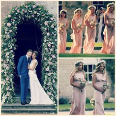 Celeb wedding