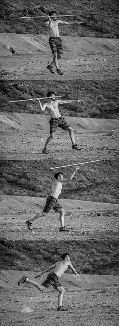*2016 Video Tutorial Update: ; Original post with more details below…  The Spear Throw is a staple of Spartan Races and one of the obstacles that is unique to them. It's a simple obstacle, you walk up to a target and get one chance to throw a crude spear into a hay bale that …