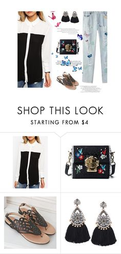 """""""Back to classics"""" by stellina-from-the-italian-glam ❤ liked on Polyvore"""