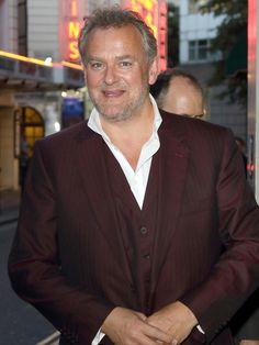 Hugh Bonneville at the Downton Abbey Wrap Party
