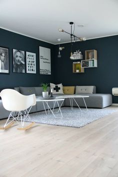 Modern Home Decor Living Room Fresh Living Room, Living Room Goals, Living Room Grey, Living Room Interior, Home Living Room, Living Room Designs, Living Room Decor, Bedroom Decor, Grey Interior Design