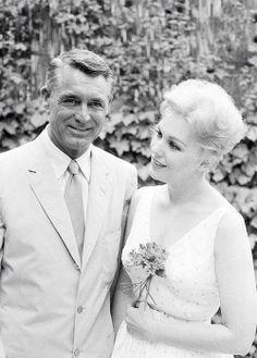 Cary Grant & Kim Novak.....Uploaded By www.1stand2ndtimearound.etsy.com