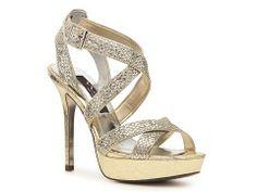 Nina Jacalyn Platform Sandal $50   DSW