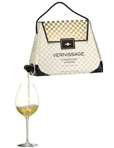 I want SALUT to carry this wine