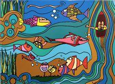 OBRAS : Claudio Baldrich Artista Plastico Kayaking, Google Images, Comic Books, Kids Rugs, Map, The Originals, Cover, Decor, Ideas