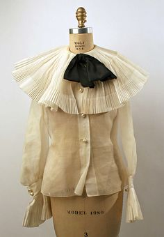 House of Dior (French, founded 1947) Designer: Marc Bohan (French, born 1926) Date: 1967