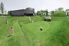 rietveld landscape + atelier de lyon: public monument at culemborg, netherlands