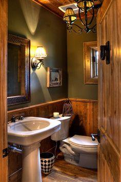 Lower Whitefish Lake 3 Bath - traditional - Bathroom - Minneapolis - Lands End Development - Designers & Builders