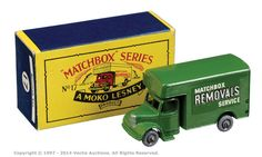 The Ultimate Matchbox Grizzly Collection of Ralph Richter | Regular Wheels | Vectis Toy Auctions