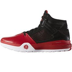 adidas Herren Basketballschuhe D Rose 773 IV ftwr white/scarlet/core black  39 1/3 - http://on-line-kaufen.de/adidas/uk-6-39-1-3-adidas-derrick-rose…