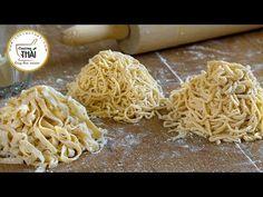 Masa y pasta para hacer Gyoza, Empanadillas Chinas y Dumplings casera. ( Receta para hacer 20 piezas). ◉ Ver la receta: http://wp.me/p7j6SB-LY ◉ Gyoza o Empa...