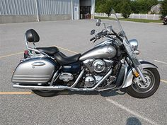 2005 Kawasaki Vulcan Nomad VN1600  Like us on Facebook: http://www.facebook.com/diamondmotorsports  Follow us on Twitter: http://twitter.com/#!/DiamondMtrSprts  Check out our blog: blog.ridedms.com  We also have Genuine Yamaha Star accessories, apparel, parts, gear and extended service @ http://www.starriderz.com/ - check us out!  Also like us on Facebook @ https://www.facebook.com/StarRiderzdotcom