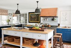 How to Style a Space with Copper Home Decor Photos   Architectural Digest