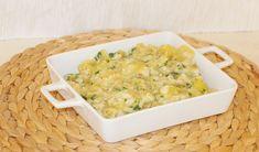 Ajoarriero aragonés: un plato jugoso a base de huevo, patata y bacalao  #ajoarriero #bacalao #patata #huevos #aragon #recetasana #recetariosano #recetadearagon #retoTS #cocinaTypicalSpanish #tantomontamontatanto